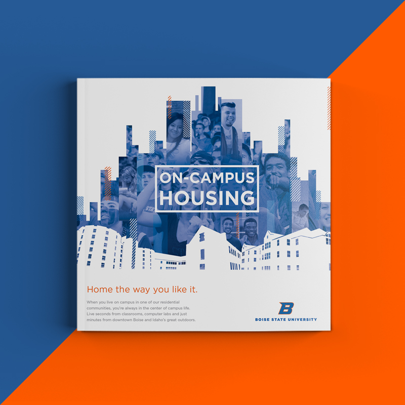 Housing Brochure and Flyers