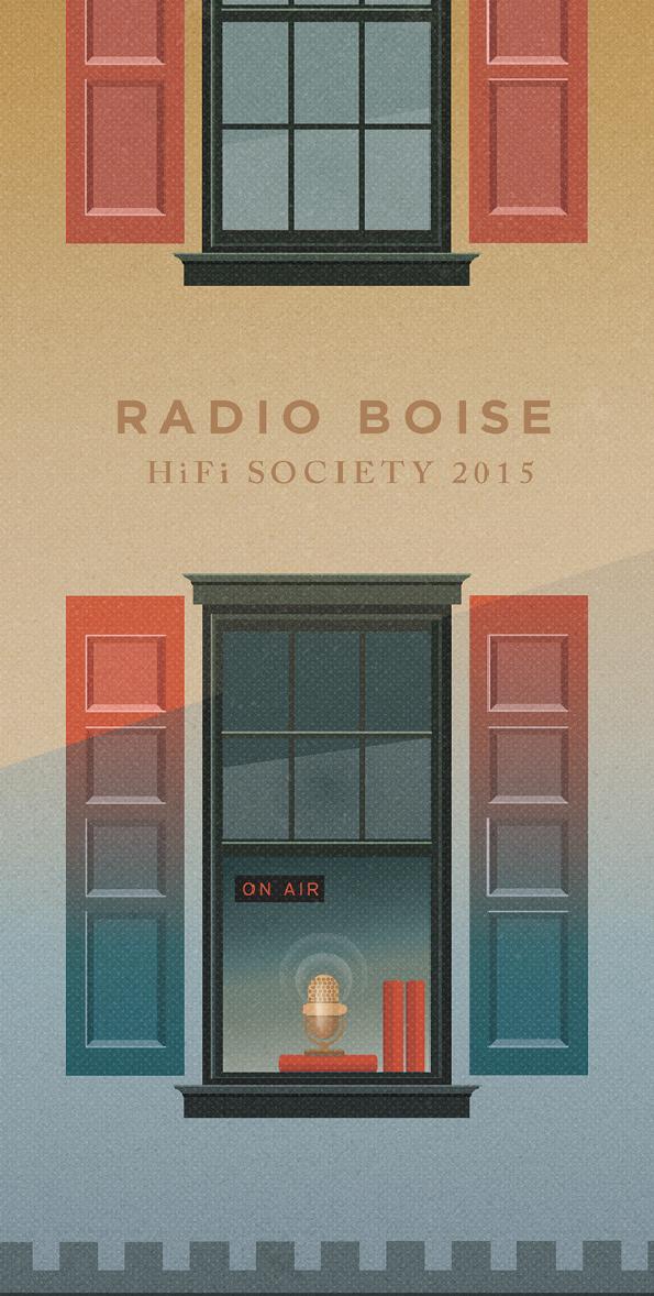 Boise Radio Hi-Fi Society